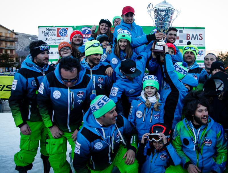 10° ORSELLO CUP trofeo Fischer, ad Ovindoli arrivano i migliori atleti del centro Italia