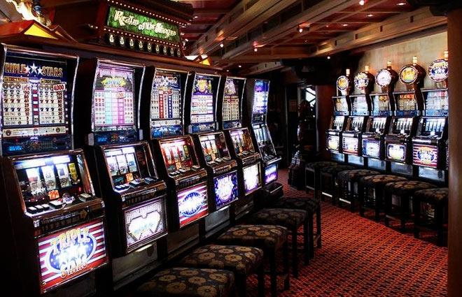 Le slot machine, una storia infinita