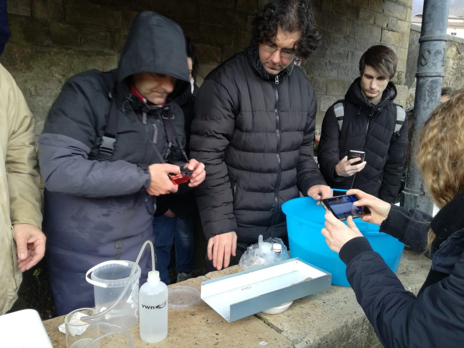 Monitoraggio del popolamento ittico e indagini su alimentazione e riproduzione dei salmonidi nella Riserva naturale Zompo lo Schioppo
