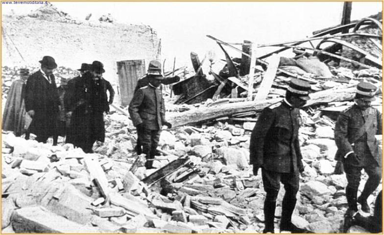 """""""13 Gennaio 1915 Terremoto"""", in scena al Teatro Don Orione"""