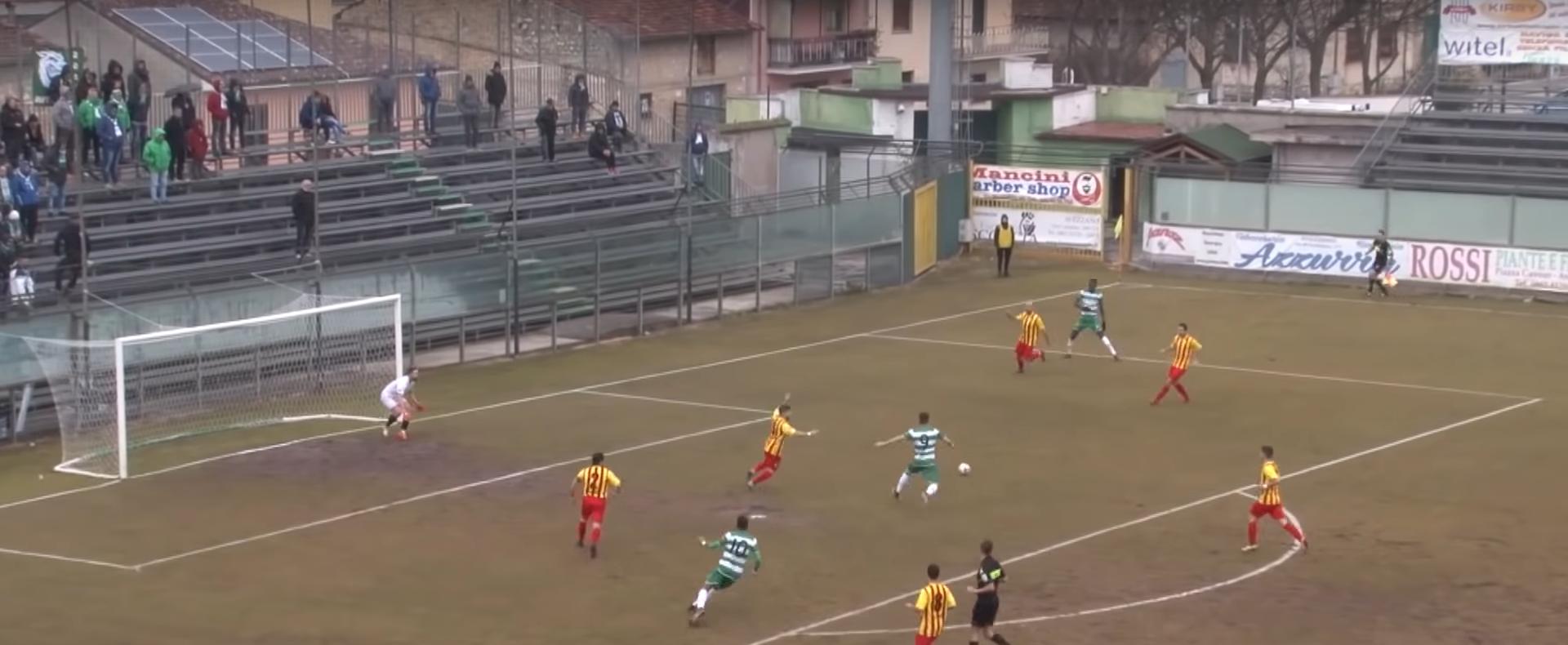 Niente rivincita per l'Avezzano, il Giulianova sbanca al Dei Marsi nel derby di ritorno