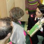 La Befana della Biodiversita': l'Arma Verde in corsia anche nell'ospedale di Avezzano