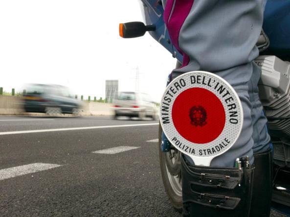 Polizia Stradale, bilancio di un anno sulle strade abruzzesi, più infrazioni al codice della strada ma meno incidenti