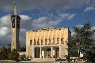 """Concerto Bandistico di Natale alla parrocchia """"Madonna del Passo"""""""