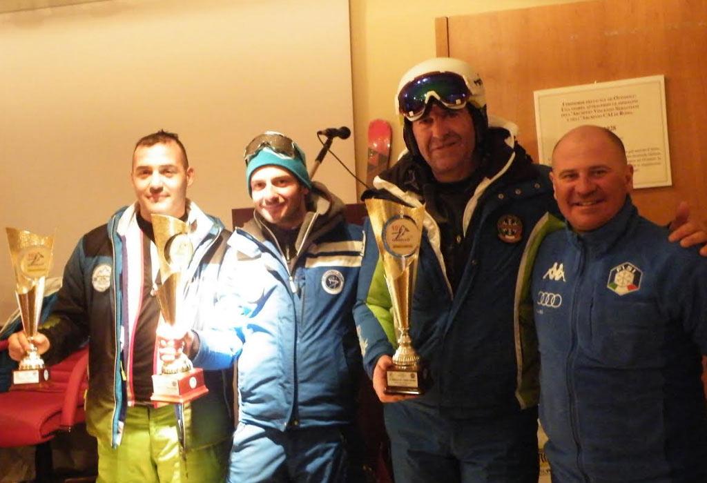 Ovindoli, 10°Orsello Cup Trofeo Fischer in coppa brinda il comitato campano