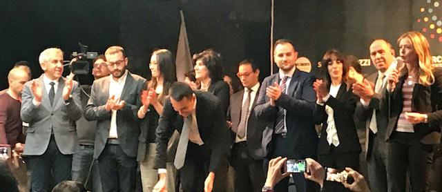 """Di Maio e la Marcozzi ad Avezzano """"Obiettivi importanti per il territorio, sanità e programmazione dei fondi europei"""""""