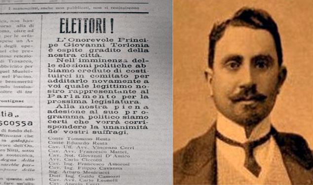 Le elezioni del 1913: Torlonia contro Vidimari