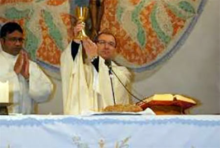 A Magliano incontro con Padre Fabio Pallotta, Superiore della Missione dei Padri Guanelliani a Santiago de Compostela