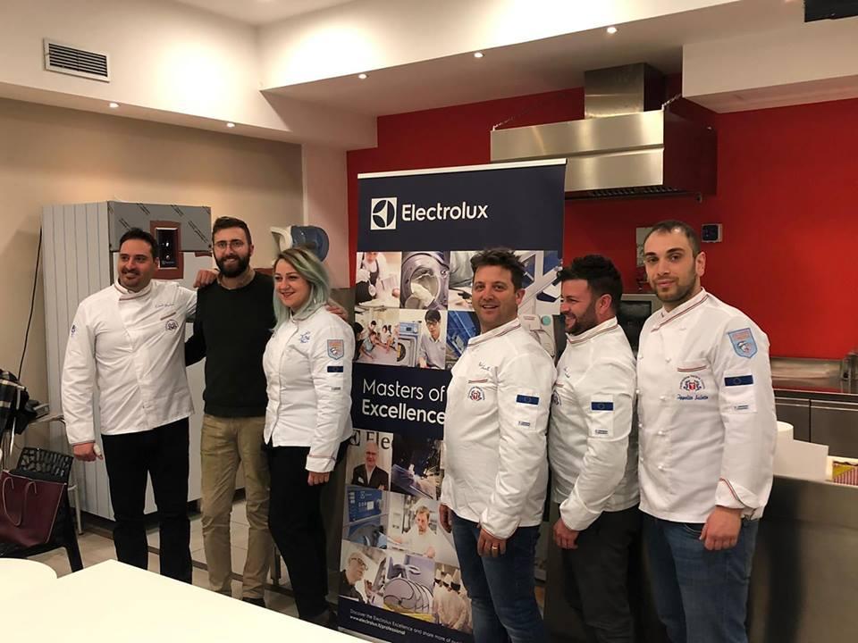 La Chef avezzanese Ivana De Gasperis nominato vice presidente dell'Associazione Cuochi L'Aquila