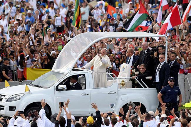 Giovani marsicani in partenza per la GMG di Panama, saranno accompagnati dal Vescovo Santoro