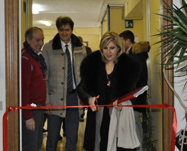 Il Direttore Generale dell'Ufficio Scolastico Regionale in visita all'IIS Majorana inaugura la Radio Majorana Network