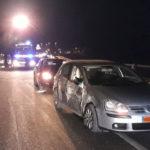 Incidente sulla Superstrada del Liri, cinque feriti, due marsicani hanno riportato ferite gravi
