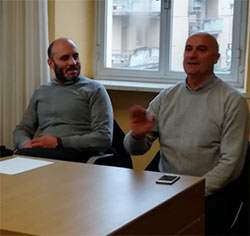 Case Ater inagibili a Lecce dei Marsi, ieri l'incontro tra Berardinetti e i cittadini