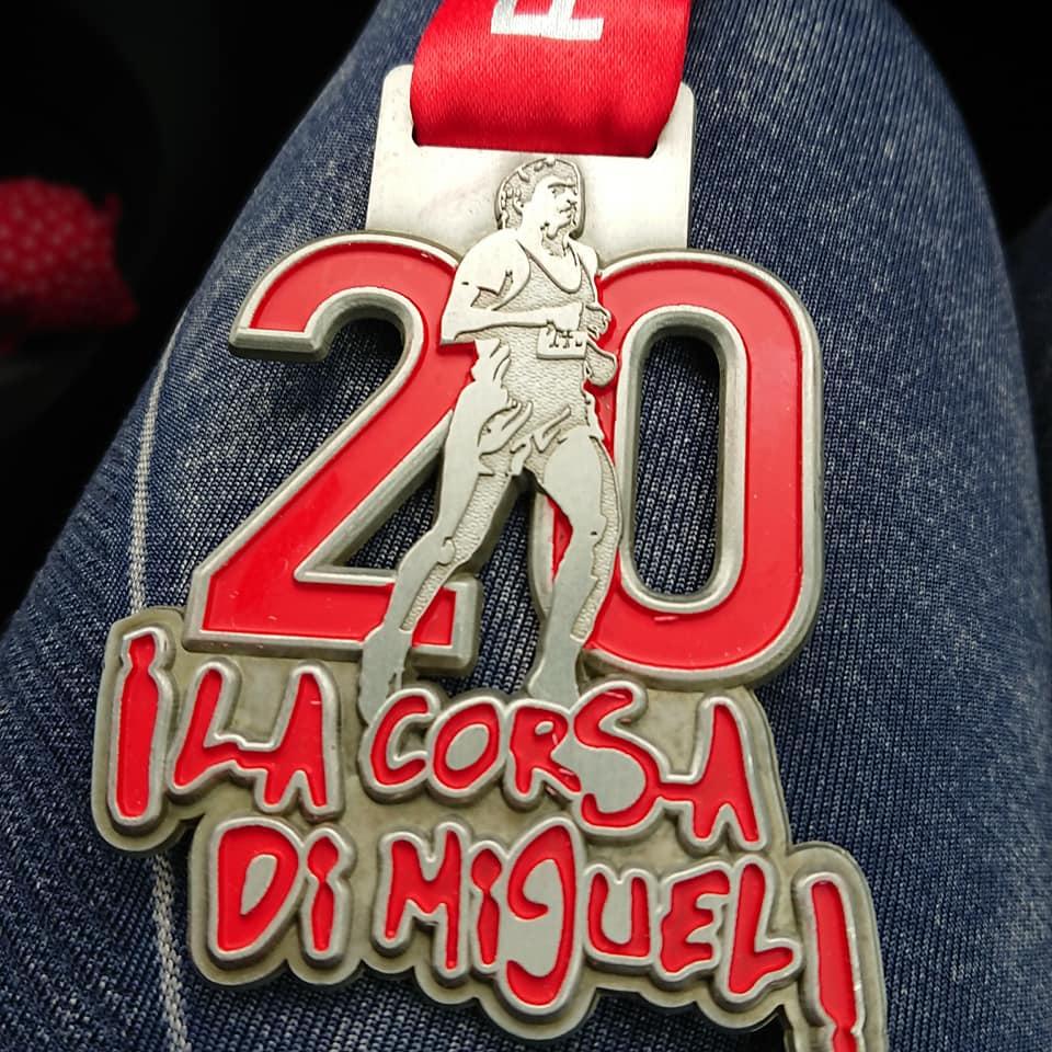 20 volte Miguel
