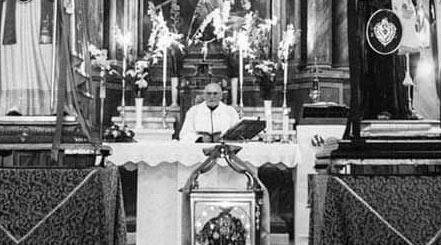 E' venuto a mancare padre Fulvio, parroco di San Donato