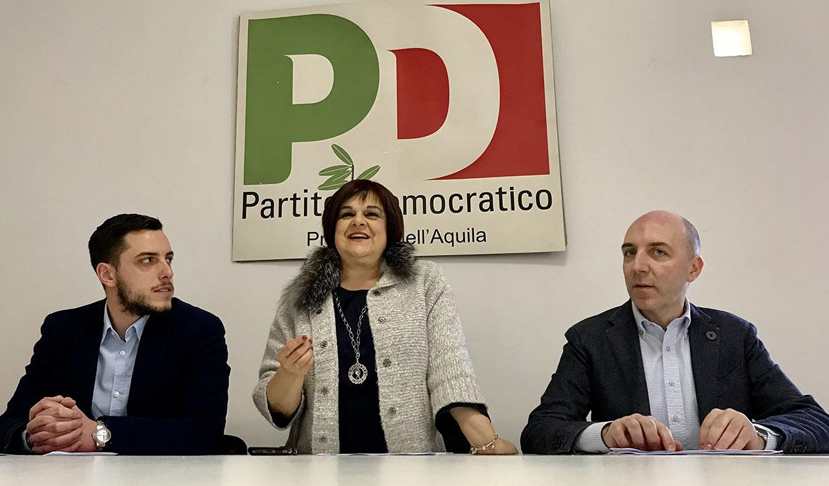 PD. Presentata ad Avezzano Mozione Maurizio Martina #fiancoafianco