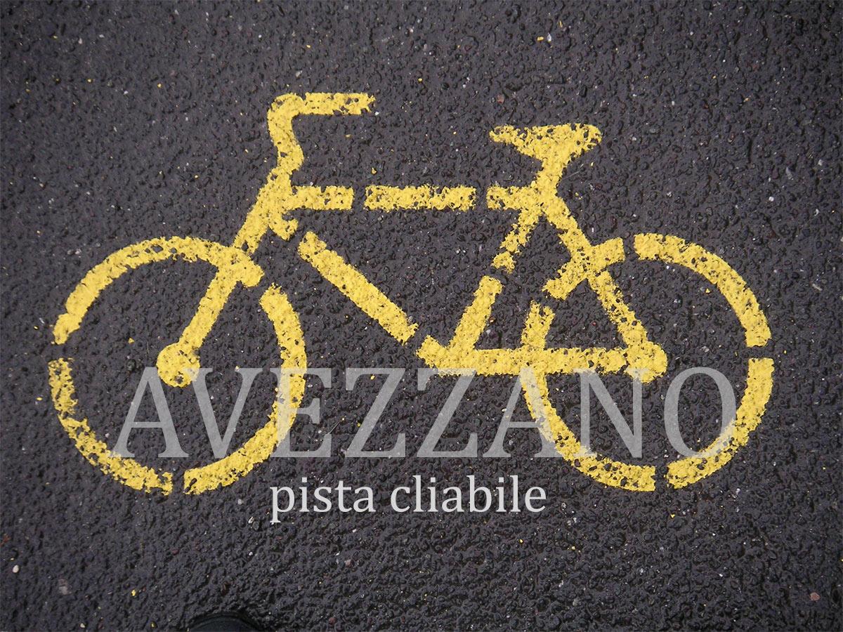 Pista ciclabile ad Avezzano, 125mila euro per una nuova fase di sviluppo. Ecco le novità