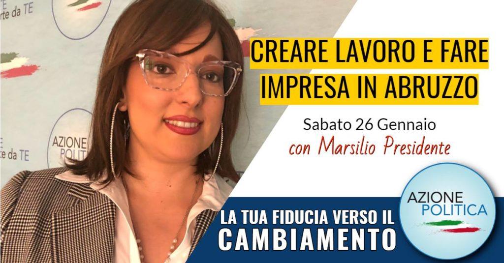 Il 26 gennaio con Rosa Pestilli per parlare di lavoro, occupazione e finanziamenti europei