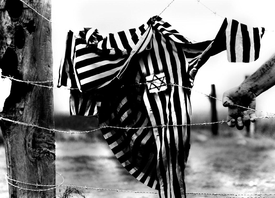 """""""Due innamorati a Auschwitz-Birkenau"""" in scena al castello Orsini"""