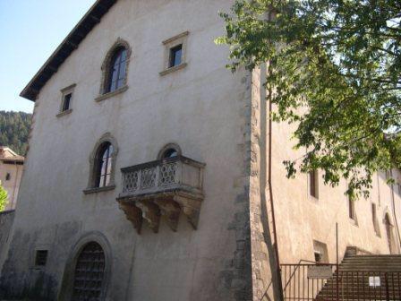 Firmato il progetto del restauro del palazzo Ducale a Tagliacozzo