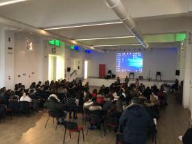 Orientamento al Croce, Colucci e Presutti, studenti che saranno cittadini responsabili