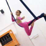 Acrobatica aerea. Nove giovani atlete avezzanesi ai Campionati Internazionali di Tessuto Aereo