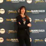 La candidata al consiglio regionale M5s Antonella Di Passio si presenta agli elettori