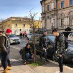 Rilievi degli studenti del Serpieri sullo stato di salute degli alberi di via Corradini