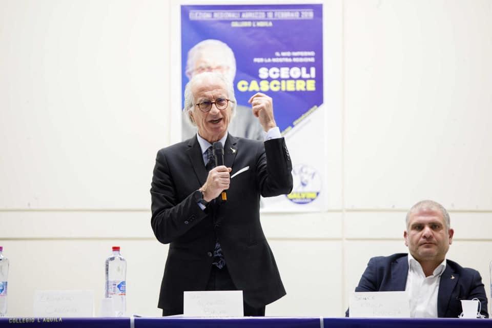 D'Eramo, Bagnai e Sense per concludere la campagna elettorale di Leonardo Casciere