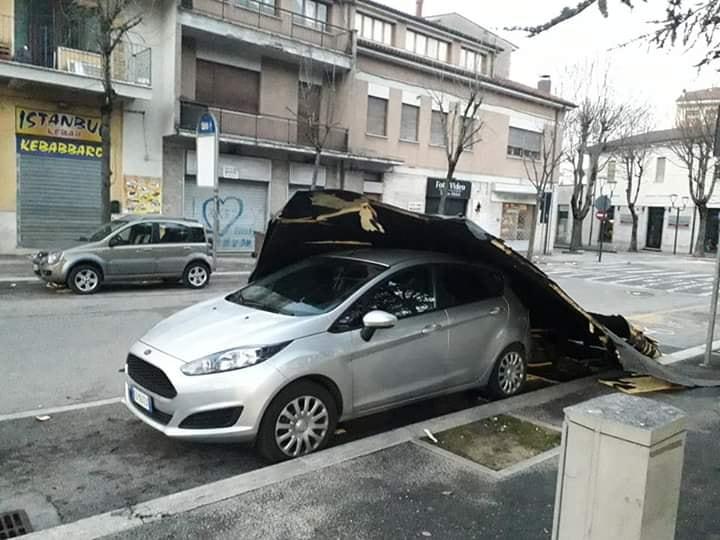 """Allerta meteo. L'amministrazione comunale di Avezzano """"attenzione nelle zone in cui ci sono alberi"""""""