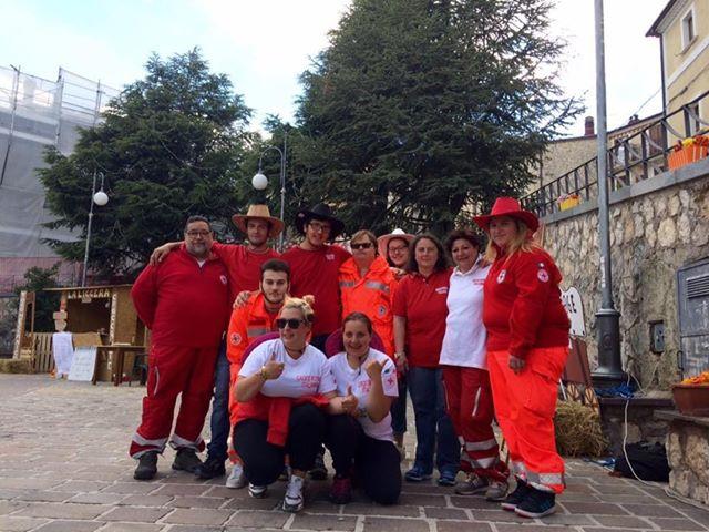 Nuova ambulanza per la Croce Rossa di Ovindoli