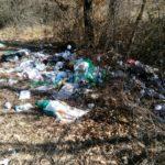 """Comune di Carsoli e Aciam contro gli """"zozzoni"""", raccolti quintali di rifiuti"""