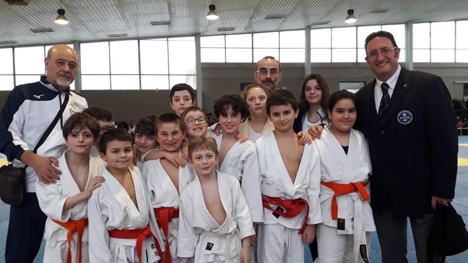 Eccellenti risultati per gli atleti della Judo Winner Team di Avezzano