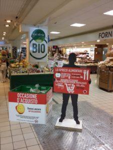 Coop Centro Italia contro lo spreco alimentare