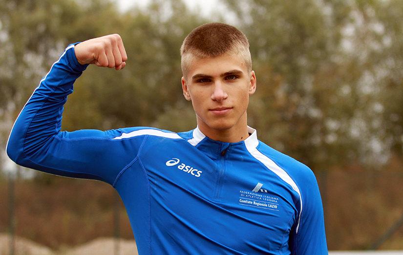 Salto con l'asta, sangue marsicano nelle vene del campione italiano juniores