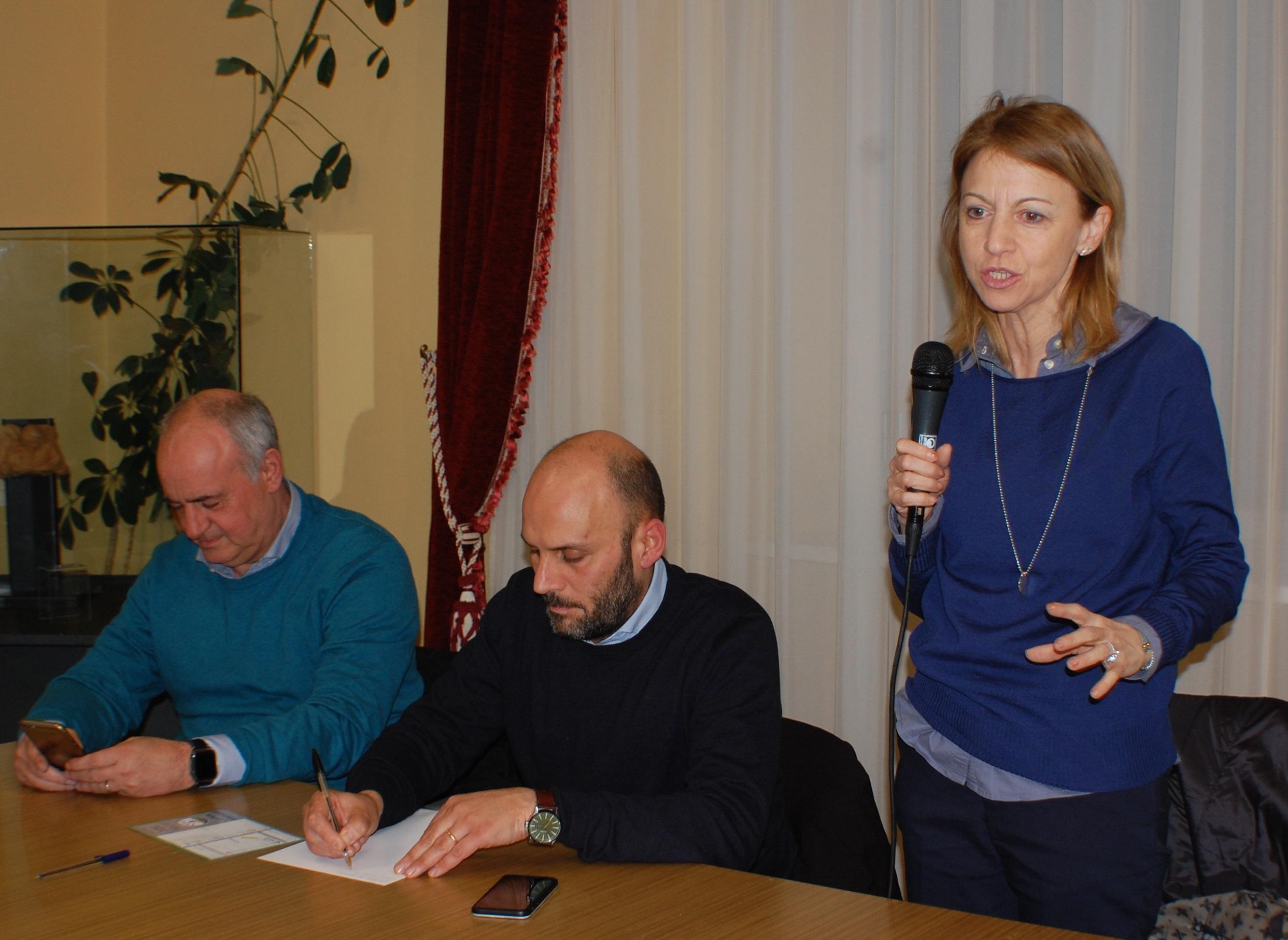 I trasporti per far uscire la Marsica dall'isolamento, incontro di Antonietta La Porta (Lega) a Lecce nei Marsi