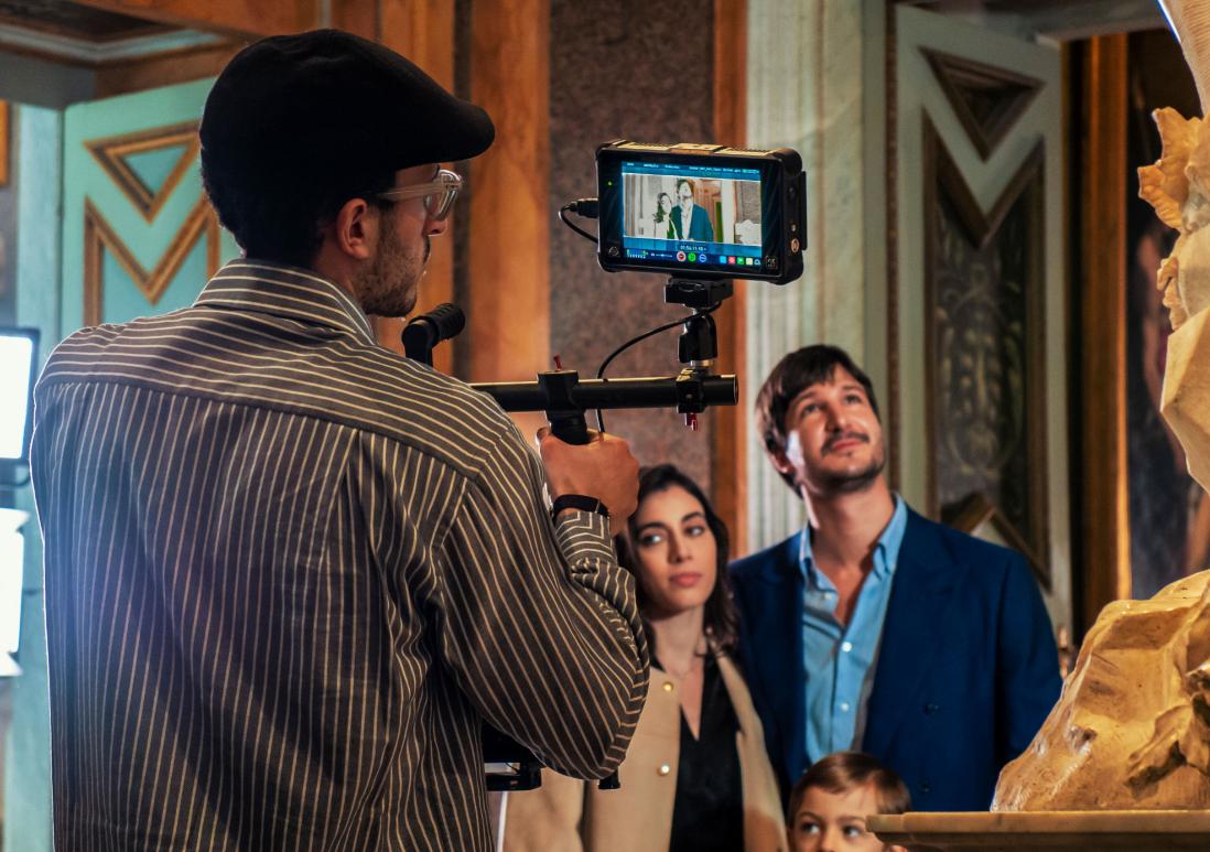 Il regista avezzanese Paolo Santamaria scelto dal Ministero per i beni e le attività culturali per la realizzazione dello spot #IoVadoAlMuseo