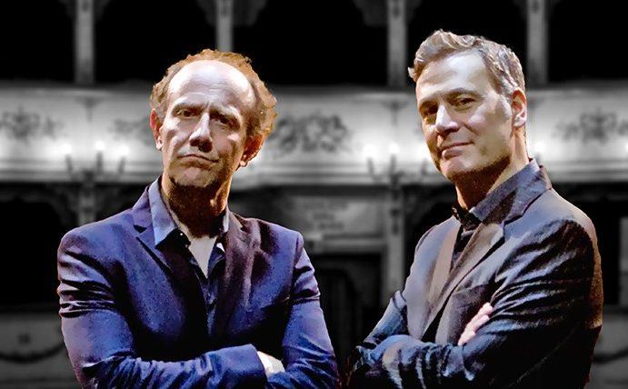 """""""Nel nostro piccolo"""", Ale e Franz vanno in scena al Teatro dei Marsi"""