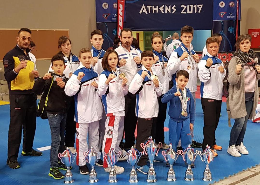 Pioggia di medaglie per i giovani atleti marsicani