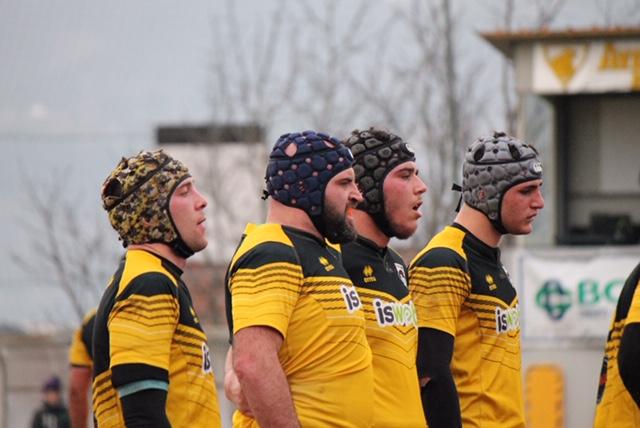 Rugby: L'Avezzano perde a Napoli,sconfitta anche l'under 18 dalla Capitolina
