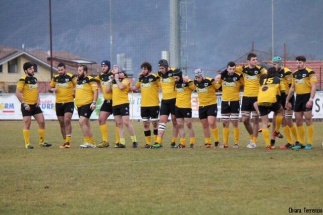 Rugby,l'Avezzano fa 36 punti a Salerno e prende cinque punti in classifica