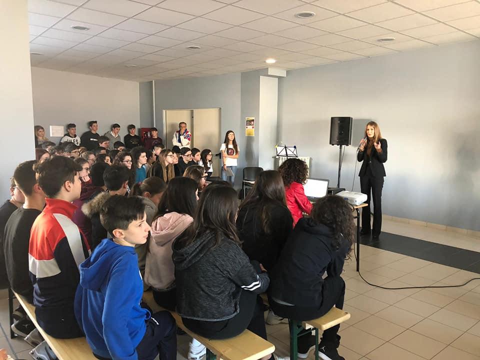 SaferInternetDay2019, allo Scientifico di Avezzano l'assessore Chiara Colucci