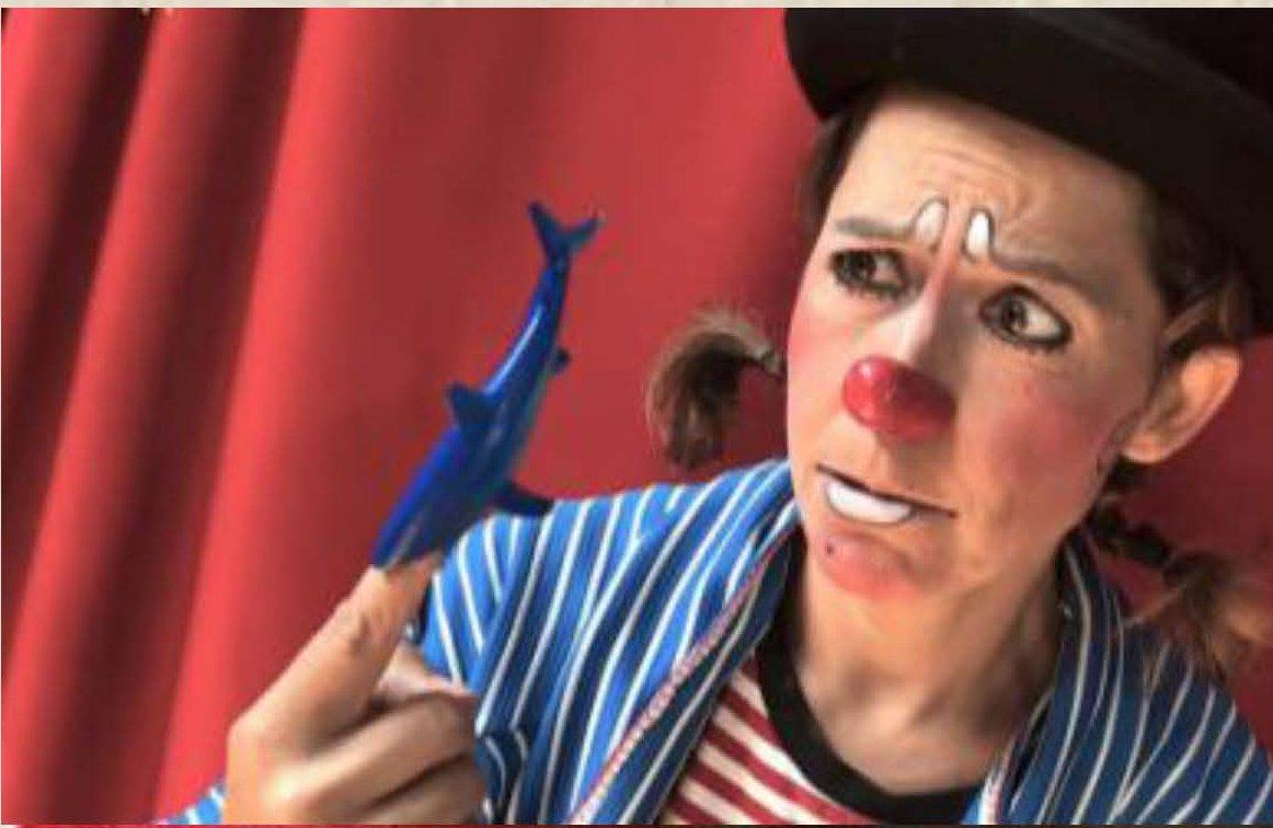 """Ad Avezzano in scena """"Con gli occhi di un Clown"""""""