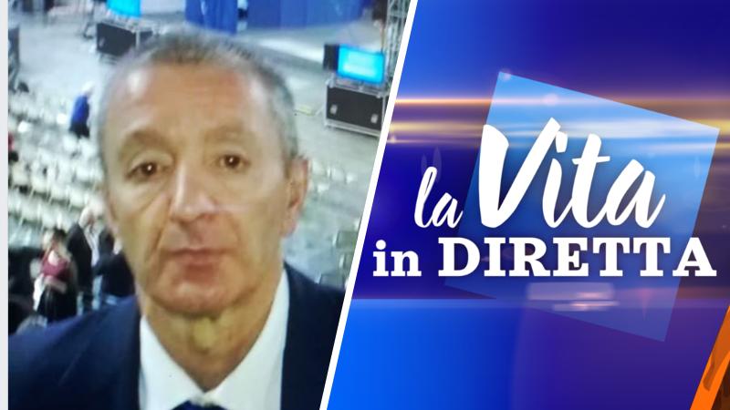 """Scomparsa Collinzio D'Orazio, a San Benedetto dei Marsi arriva anche la """"Vita In Diretta"""""""