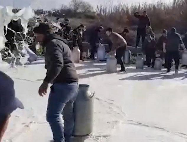 COOP a fianco dei produttori sardi di latte