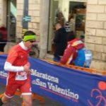 Una corsa nella terra di San Valentino, ottime prestazioni per gli atleti marsicani