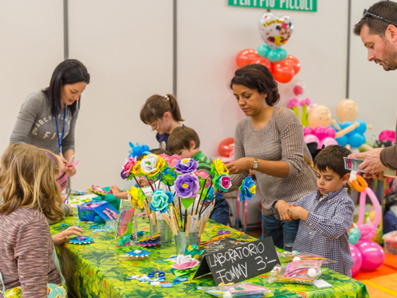 """Terza edizione di """"Bimbo in Fiera"""" evento dedicato alla donna in dolceattesa, al neonato e al bambino"""