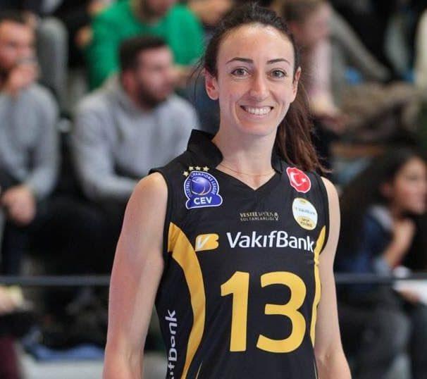 La pallavolista marsicana Chiara Di Iulio dice sì al club campione d'Europa