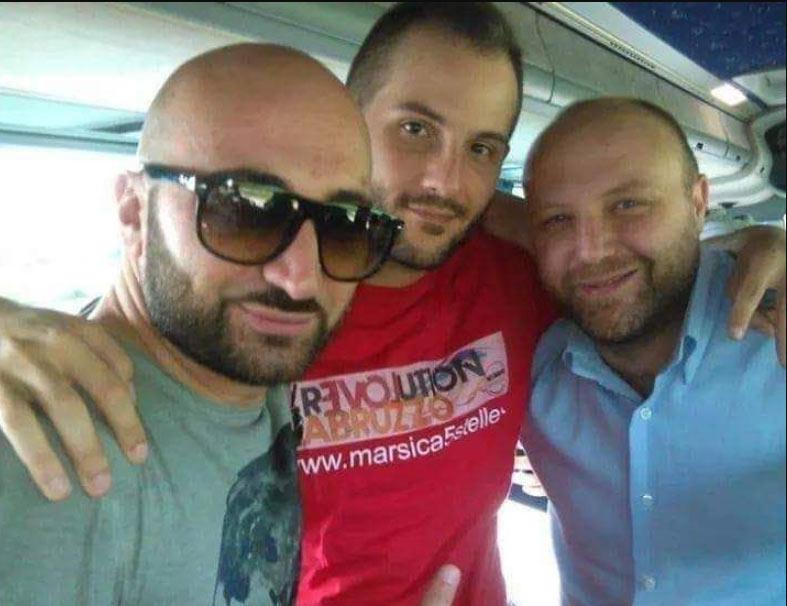"""Presentazione del candidato Giorgio Fedele, gruppo M5S di Avezzano """"Merita di entrare nel Consiglio Regionale d'Abruzzo"""""""