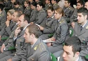 Concorso pubblico all'Accademia della Guardia di Finanza